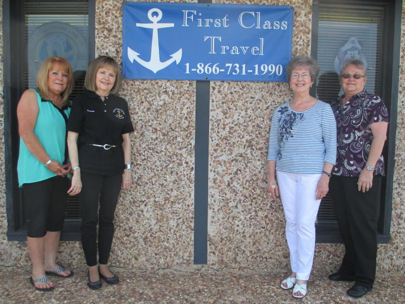 Our in house agents:  Susan Powers, Sharon Presgrove, Wynona Evans, Shirley Watk
